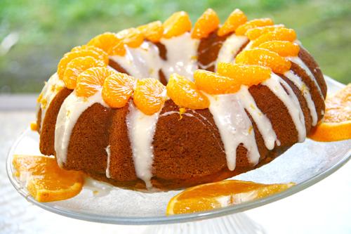 Whole Orange Bundt Cake