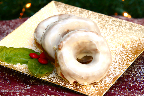 We Have to Interrupt this Gingerbread Doughnut Post With a Surprise ...