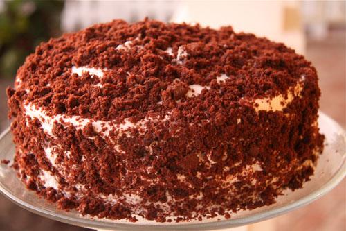 Dorie Greenspan Black And White Chocolate Cake
