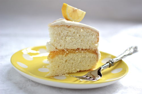 Spongy Lemon Sweet Cake Crossword