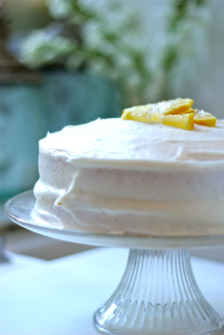 Lemon Whole Cake