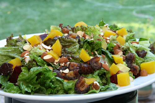 Beet and Date salad