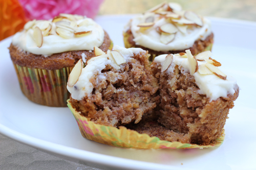 Parsnip cupcakes 2